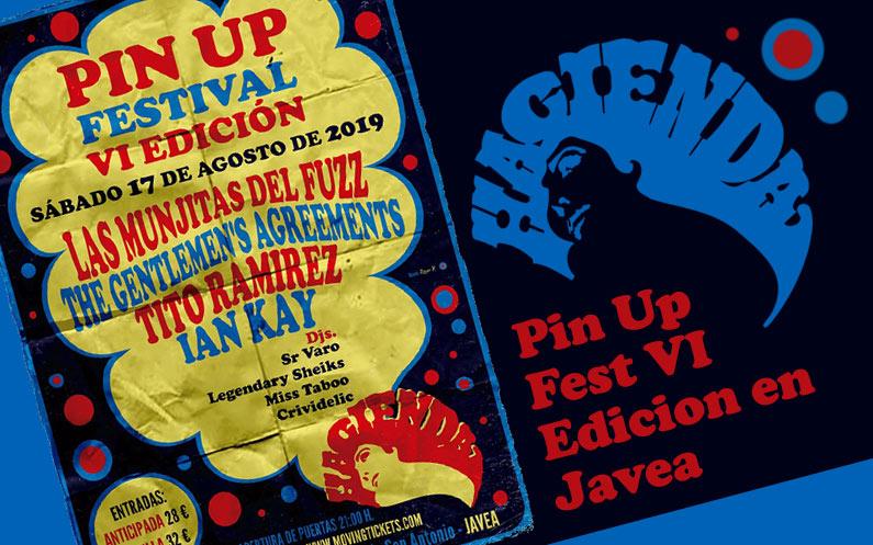 Pin Up Fest VI Edicion en Javea