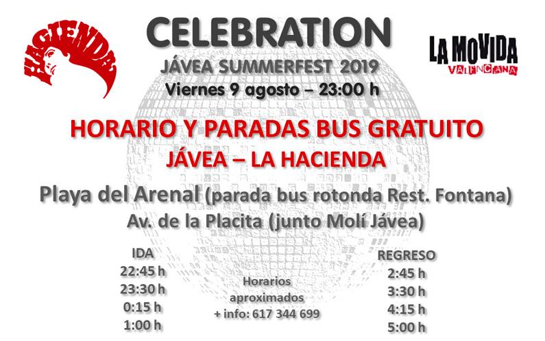 Jávea SummerFest 2019