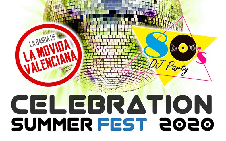 Celebration Summerfest Jávea 2020